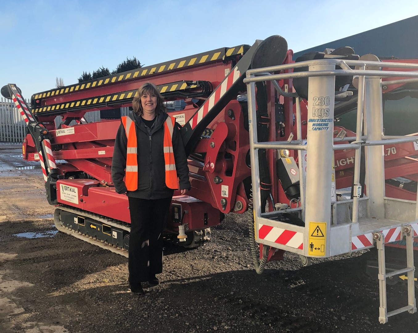 Hinowa purchases win access rental firm new customers