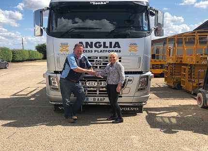 Anglia Access adds Genie platforms to expanding hire fleet