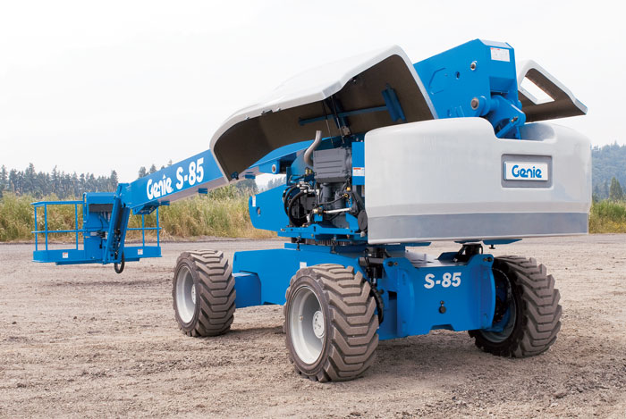 New Guidance on Cable Replacement for Genie Boom Lifts